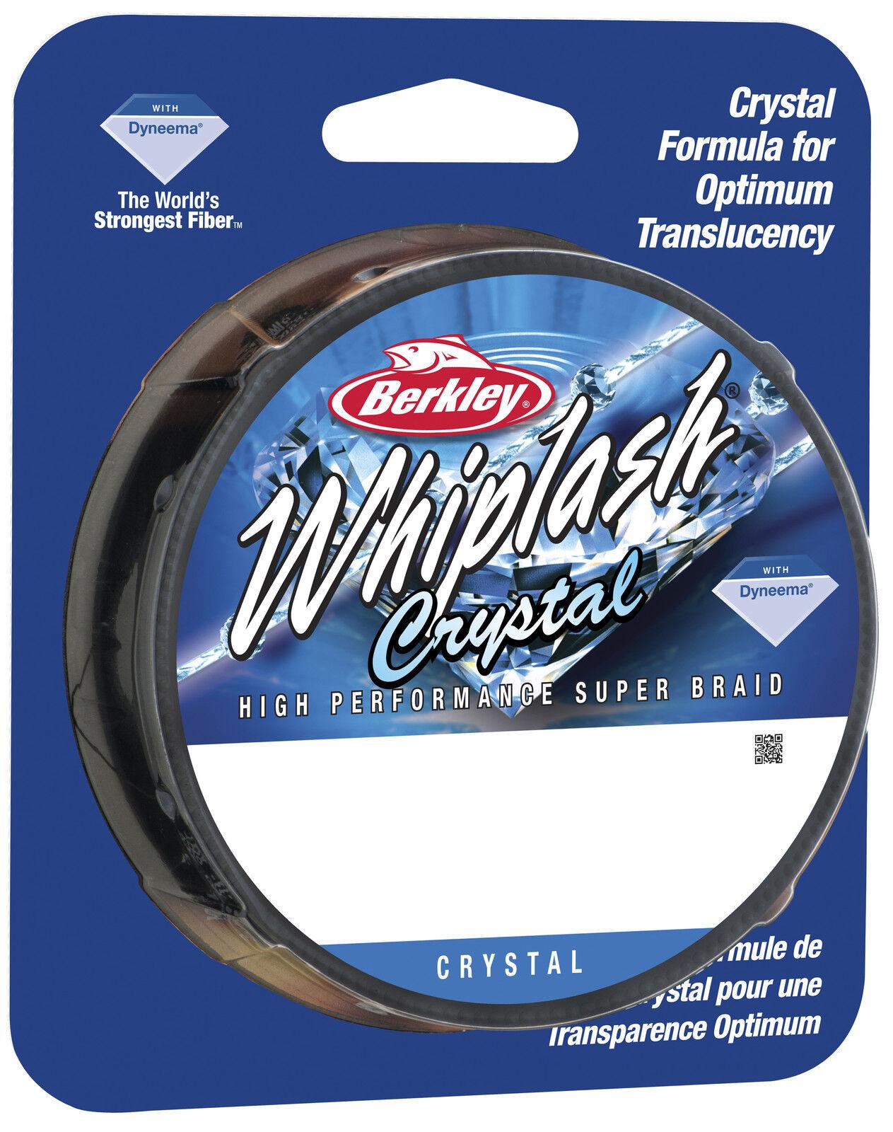 BERKLEY - WHIPLASH - 300M - CRYSTAL - DIVERS POIDS