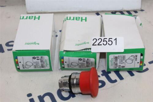 Schneider Electric ZB4 BC4 Not-Aus Taster 088845    ZB4BC4