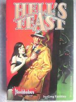 Hell's Feast: World Of Bloodshadows By Greg Farshtey (1st Print/1994)