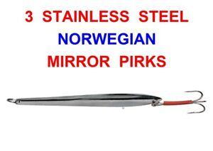 FFT PRO 500g NORWEGIAN MIRROR PIRK JIG COD NORWAY BOAT DEEP SEA WRECK FISHING