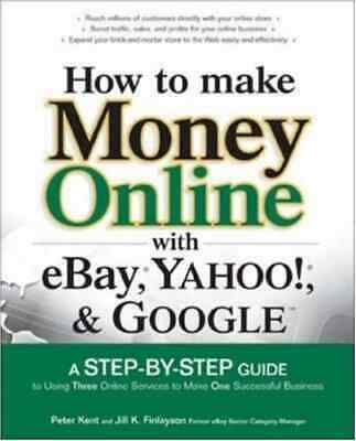 How To Make Money Online With Ebay Yahoo Google P D F 5 Sec Delivery 2020 Ebay