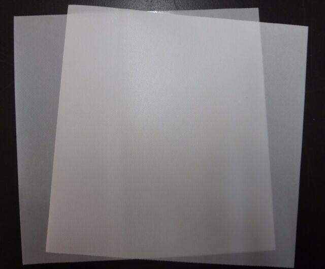"Iron On Hot Fix Rhinestone Mylar Tape, Mylar Paper 9.4"" Square 10 paper sheets"