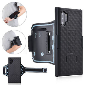 For-Samsung-Galaxy-Note-10-Plus-Sports-Running-Armband-Clip-Holster-Case-Cover