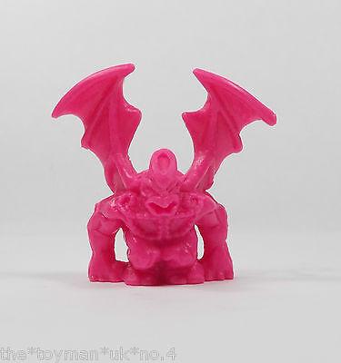 Monster In My Pocket - Series 2 - 72 Gargoyle - Neon Magenta