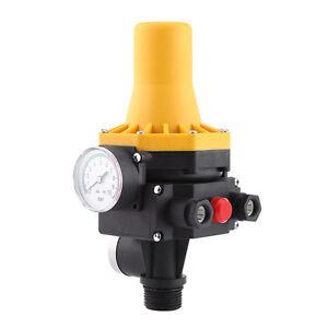 AC-220V-10A-Druckschalter-Pumpensteuerung-Pumpe-Druckwaechter-Druckregler-10bar
