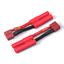 Lipo-bateria-adaptador-xt60-Dean-ec3-ec5-xt90-mini-Tamiya-Traxxas-MPX-xt30-ec2-HXT-RC miniatura 79