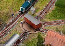 Faller 222114 N Kleine Waggondrehscheibe mit Servoantrieb, Bausatz, Epo. II, Neu