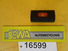 Schalter / Warnblinker     Opel Vectra B        90493804    Nr.16599/E