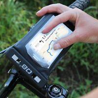 Overboard Classic Small Phone Case & Bike Mount Black Ob1156