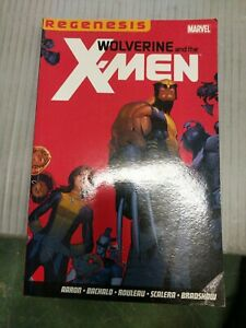 Wolverine-amp-the-X-Men-Regenesis-by-Chris-Bachalo-Book-The-Fast-Free-Shipping