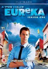 A TOWN CALLED EUREKA SEASON ONE 1 3 DISC BOXSET UNIVERSAL UK REGIONS 245 DVD NEW