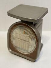 Vintage 1972 Pelouze Postal Scale 5 Pound Model Y 5 Rare