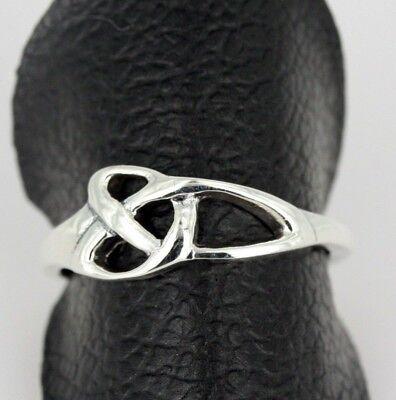 Ring - Silber - Keltische Dreifaltigkeit - Celtic