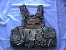 Kevlar Bulletproof ballistic Military Style Molle tactical Vest NIJ Level 3A