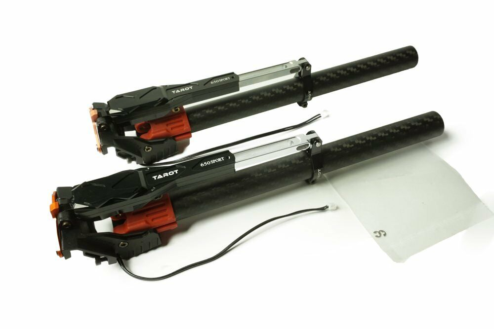 TAROCCO 650 Sport-ELETTRICO autorello di  atterraggio come pezzo di ricambio (2) gambe  al prezzo più basso