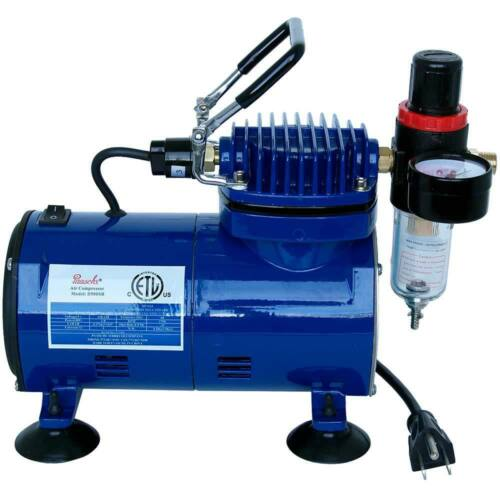 Paasche D500SR Air Compressor w//Regulator//Moisture Trap D500SR