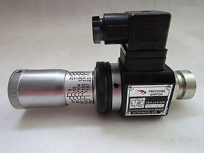 JCS-02N  Hydraulic Pressure Switch apply to 02NLPressure Relay