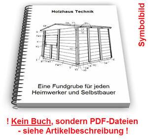 holzhaus selbst bauen holzh user technik patente patentschriften ebay. Black Bedroom Furniture Sets. Home Design Ideas