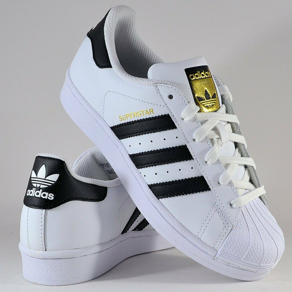 SCARPA ADIDAS SUPERSTAR art. C77124