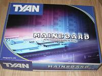 Tyan Tiger I7320 Intel E7320 Dual Xeon Socket 604 Motherboard W/video & Lan