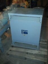Gs Hevi Duty Electric Scr Drive Transformer 78kva Used 3 Ph Dry Type