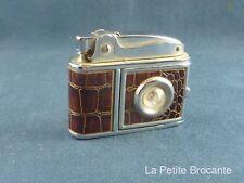 Ancien briquet à essence lampe de poche Aurora par Ônos