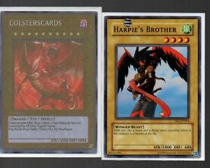 Mint Harpie/'s Brother Near Mint Condition YUGIOH Card