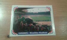 N°20 WEMBLEY STADIUM # LONDON PANINI EURO 96 ORIGINAL 1996