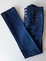 Jeans, Vila, str. 29, Blå, Ved ikke, Næsten