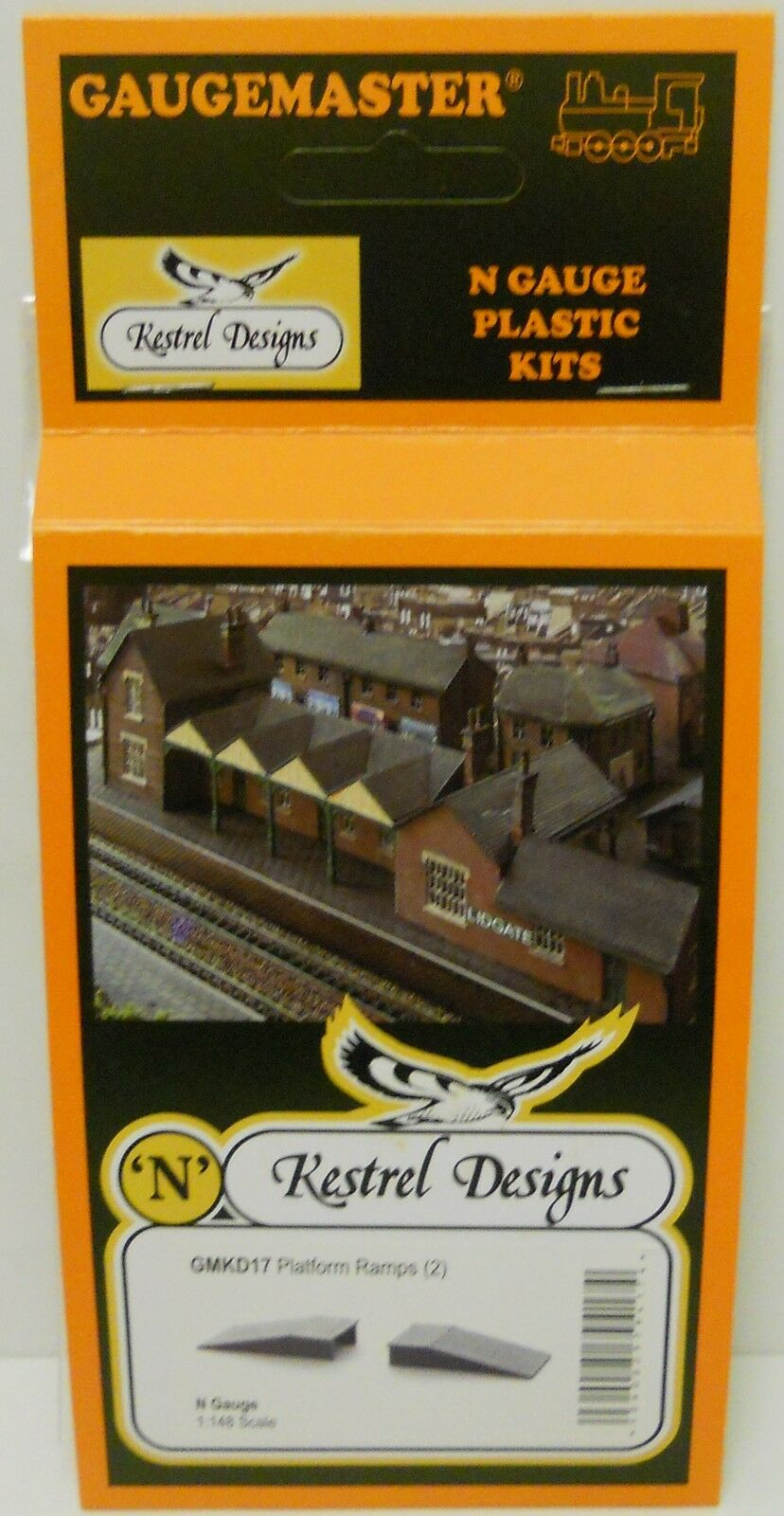 1e9a3d5499cc Kestrel N Gauge 2 Platforms Ramps KD17 for sale online