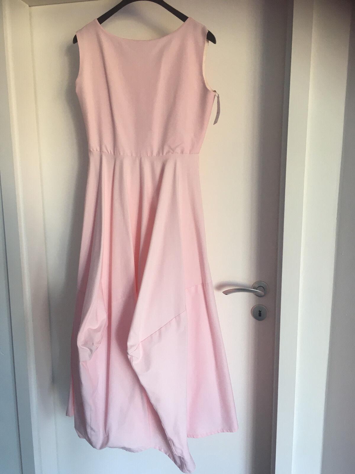 NEU  VOGUE Schnitt Sommerkleid in Rosa Größe S M