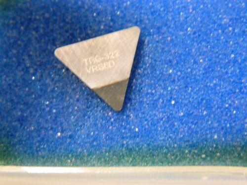 VR Wesson Polycrystalline Diamond Turning Insert TPG322.5 Grade VRS6D 67656215