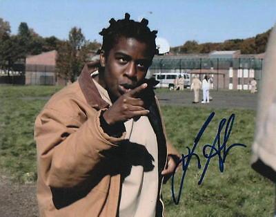 Orange Is The New Black Considerate Uzo Aduba. Signed