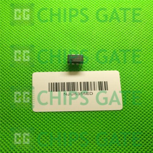 2PCS NJU6355ED IC SERIAL REAL TIME CLOCK 8DIP 6355 NJU6355