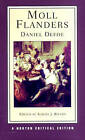 Moll Flanders: An Authoritative Text, Contexts, Criticism by Daniel Defoe (Paperback, 2004)