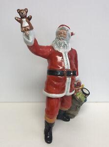 Royal-Doulton-Santa-Claus-Figurine-Porcelain-Bone-China-England-1981