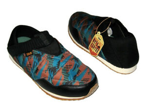 NEW-TEVA-EMBER-MOC-CANYON-CAMO-CASUAL-SLIPPER-SNEAKERS-SHOES-WOMENS-10