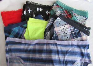 Victoria-039-s-Secret-Panty-Panties-Underwear-HIGH-LEG-BRIEF-You-pick-X-LARGE-XL