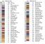 DMC-Modern-Holiday-Christmas-Halloween-Cross-Stitch-Pattern-Chart-PDF-14-Count thumbnail 60