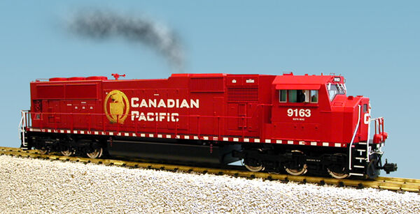 USA Trains G G G Scale SD70 MAC Diesel Locomotive R22611 Canadian Pacific red 677567