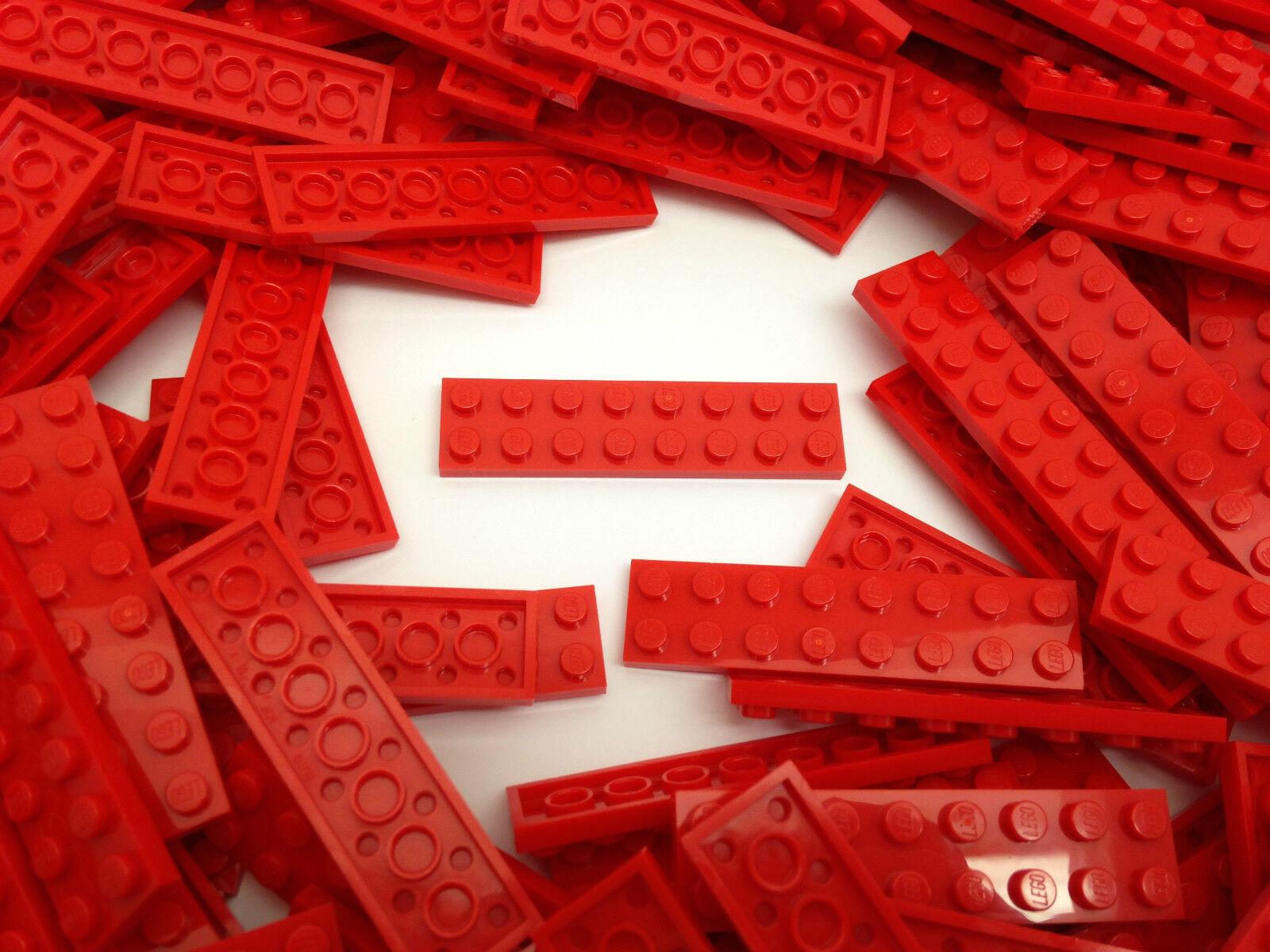 LEGO 3003 - NOUVEAU red plaques 2x8 20 pieces par commande