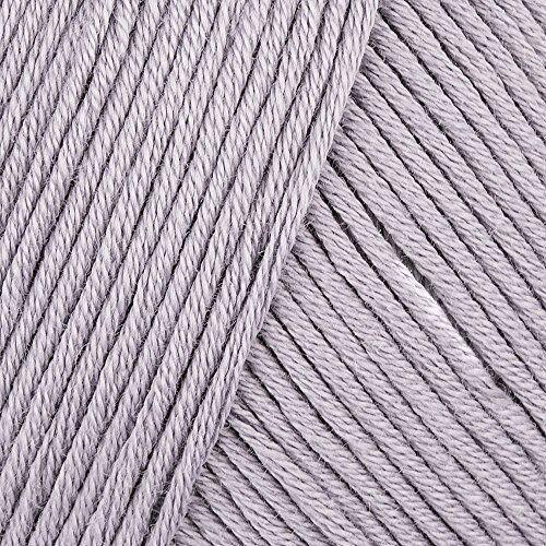 318 DMC Natura Just Cotton Dark Grey