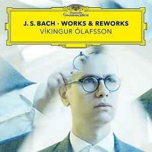 Vikingur-olafsson-J-S-Bach-Works-And-Reworks-NEW-2CD