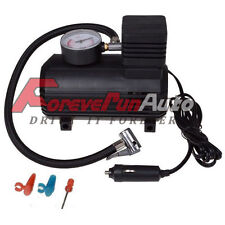 300 PSI 12V Car Auto Portable Pump Tire Inflator Mini Air Compressor W/Gauge