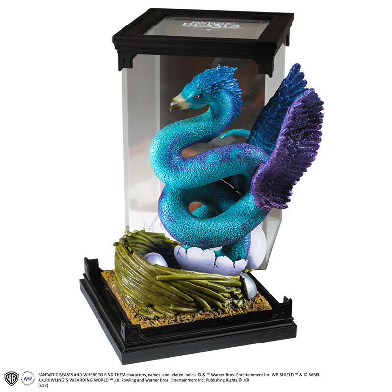 Fantastic Beasts Magical Creatures Occamy Statue NOBLE COLLECTIONS
