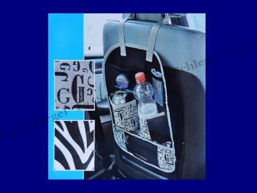 WOW Rücksitztasche 44x31 cm Tasche für Rückenlehne Rücklehnentasche