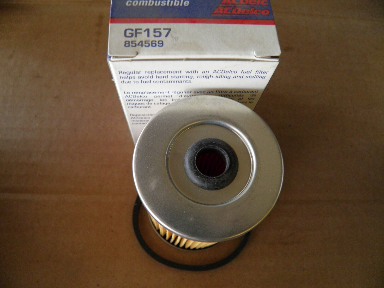 Nos Ac Fuel Filter Assembly 1955 1957 Thunderbird Gm W Multiple 1973 Mustang Norton Secured Powered By Verisign
