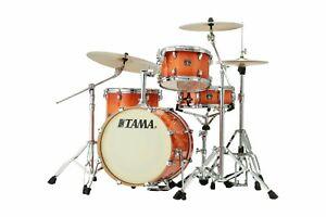 TAMA-Superstar-Maple-Shell-Kit-4teilig-Tangerine-Lacquer-Burst-CL48S-TLB