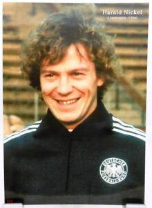 Harald-Nickel-Fussball-Nationalspieler-DFB-Fan-Big-Card-Edition-B587