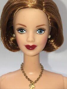 Barbie Doll X-FILES DANA SCULLY GILLIAN ANDERSON denim